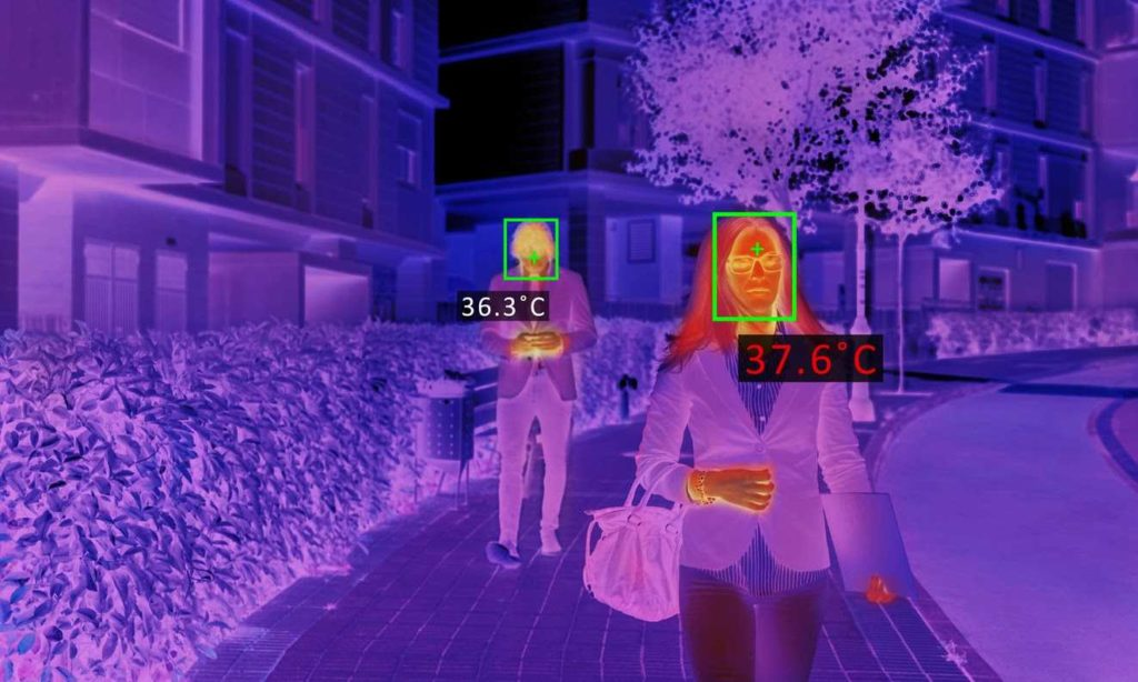 image of thermal imager