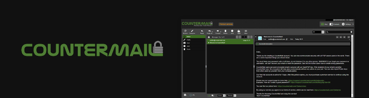 Countermail interface in smart devices