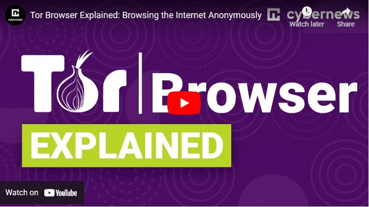 Tor Browser Explained: Browsing the Internet Anonymously video screenshot