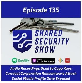 Shared Security podcast episode 135