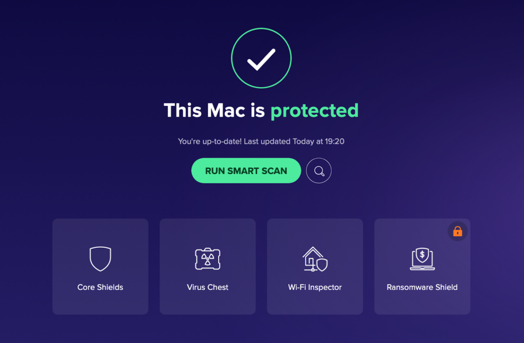 Avast Antivirus Virus scans