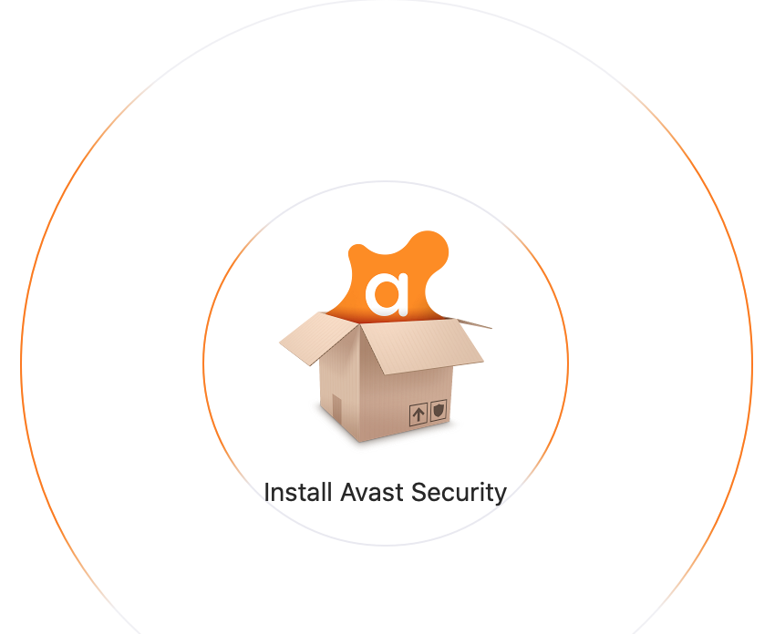 Avast Security message after downloading