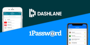 Dashlane vs 1Password