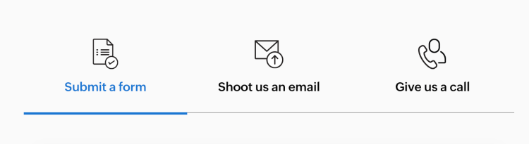 Zoho Mail customer support options