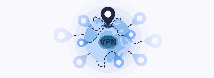 change location with a vpn