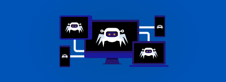 Botnet on different devices