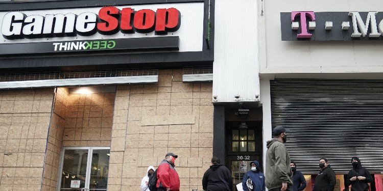, Wall Street vs Main Street fight quashes hedge funds as GameStop keeps rallying
