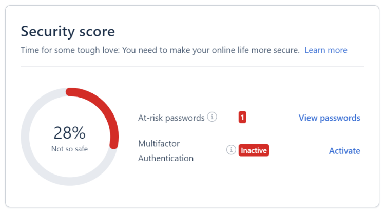 LastPass password manager security