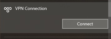 vpn connection toggle
