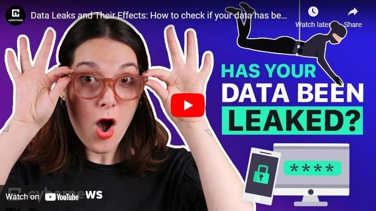 Data Leaks and Their Effects: How to check if your data has been leaked? video screenshot