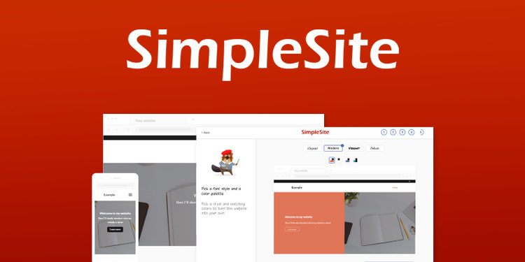 SimpleSite Review