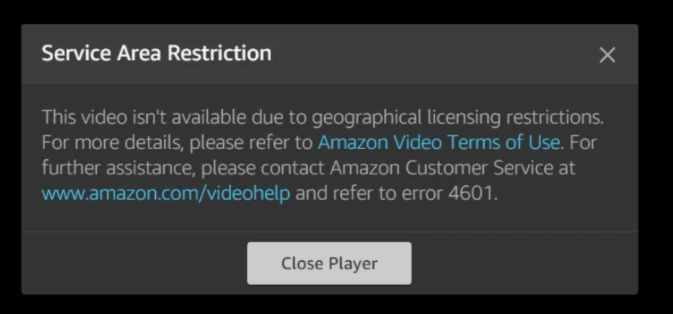 How to Change Country on Amazon Prime Video   CyberNews