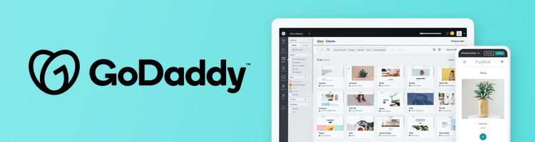 GoDaddy web hosting for WordPress