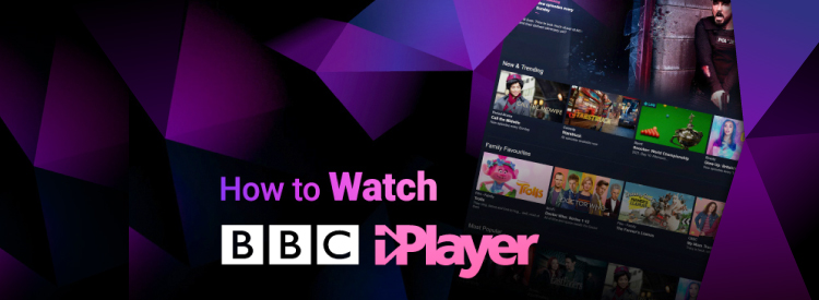 How to watch BBC iPlayer in usa