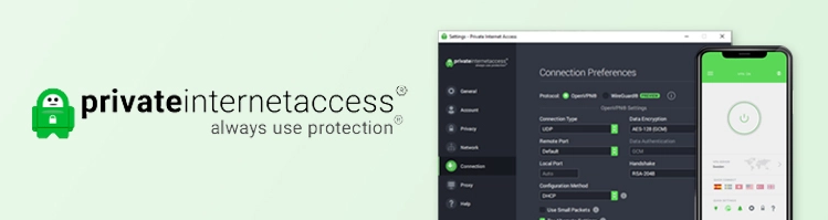 private internet access banner