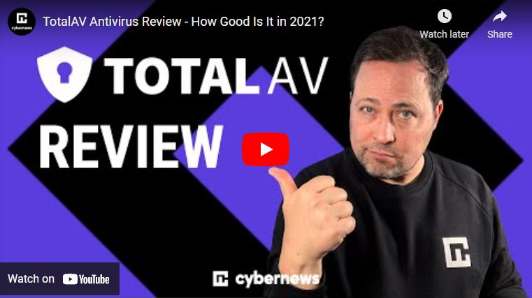 TotalAV video review