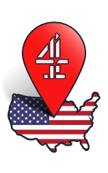 How to watch channel 4 in the US wih a VPN