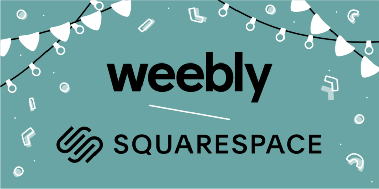 weebly vs squarespace