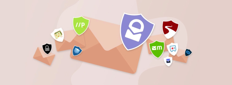 Secure email providers