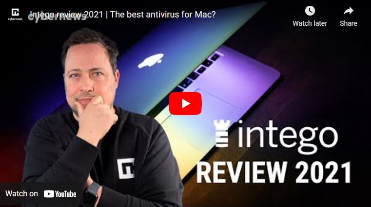 Intego video review